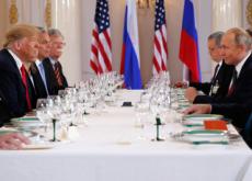 Trump Meets Putin - Headline News