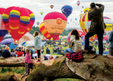 Bristol International Balloon Fiesta - In Spotlight