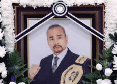 Legendary Korean Wrestler Loses Battle With Cancer - Sports