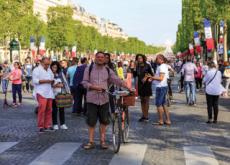 Paris Cuts Cars To Cut Pollution - World News I
