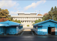 North And South Korea Disarm The Joint Security Area - Headline News