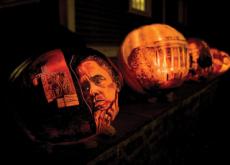 Carving Artistic Pumpkins - Culture/Trend