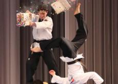 Pyongyang's World Taekwondo Delegation - Sports
