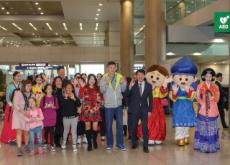 Surge In Tourists In Korea - Focus