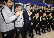 Korean Soccer Team Goes Unbeaten - Sports