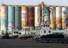 The World's Largest Outdoor Mural - Focus