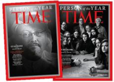 Time's People Of 2018 - World News II