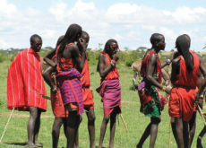 The Maasai Olympics - Sports