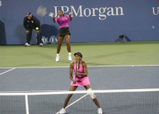 Williams Sisters Reach Second Round In Australian Open - Sports