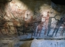 Rock Paintings Of Sierra De San Francisco - Arts