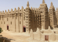 The Great Mosque Of Djenn? - Arts