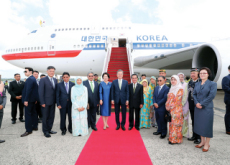 President Moon's State Visit To Brunei - National News II