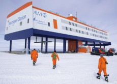 Antarctic Research Station Shuts Down Over Warm Weather - Science