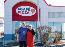 Agape Pizza - World News I