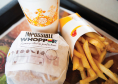 The Impossible Whopper - World News I