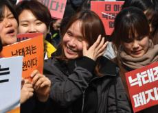 Constitutional Court Of Korea Overturns Abortion Law - Headline News