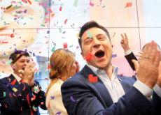 Zelensky's Landslide Victory - World News I