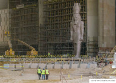 Egypt's Relics Will Have a New Home - Arts