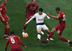 Son Heung-min Falls Short in Champions League Final - Sports