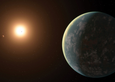 'Super-Earth' Discovered - Science