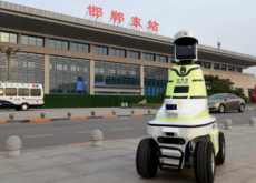 China's Traffic Police Robots - World News I