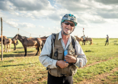 70-Year-Old Wins the Mongol Derby - Sports