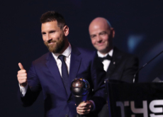 Messi Named FIFA Player of the Year - Sports