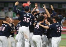 Doosan and Washington Win Baseball Championships - Sports