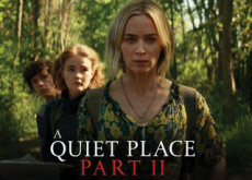 A Quiet Place: Part II - Entertainment