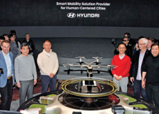 Uber and Hyundai Partner for Air Taxi - Focus