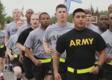 U.S. Military Fitness Test Requirements - Sports