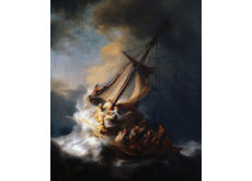 The Storm on the Sea of Galilee - Arts