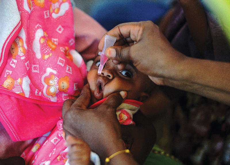 Africa is Polio-Free for a Year
