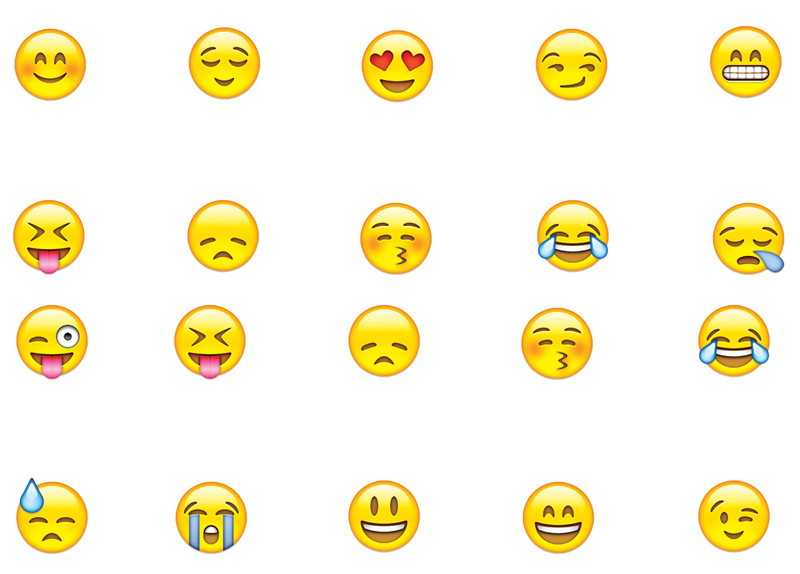 Emojis Are Made Official