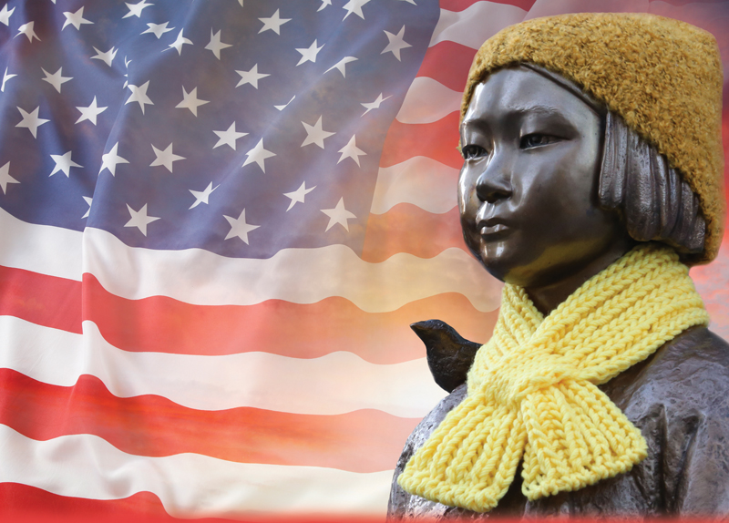 A Surviving Korean Comfort Woman Speaks in the US (Tues)