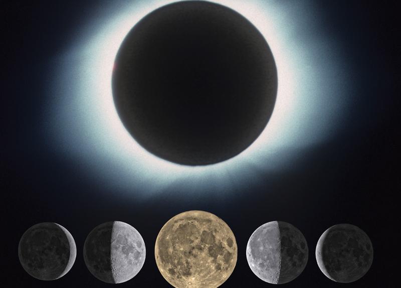 2016 Total Solar Eclipse (Thurs)