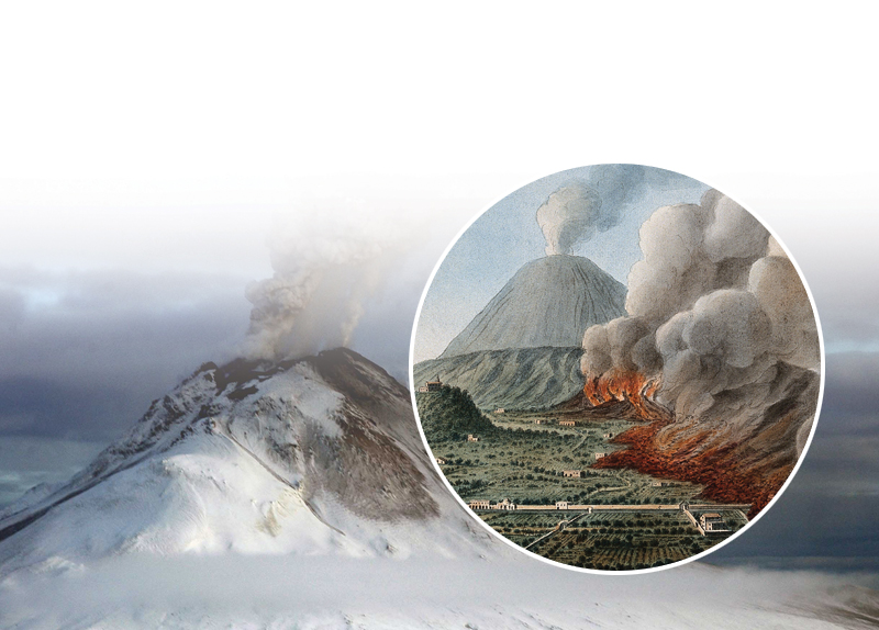 Volcanoes to the Rescue