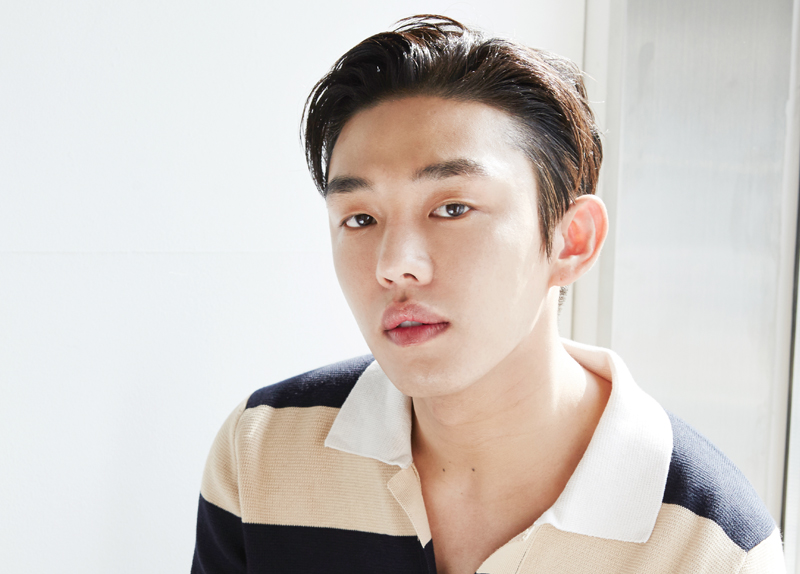 Yoo Ah-in: Speak Up!0