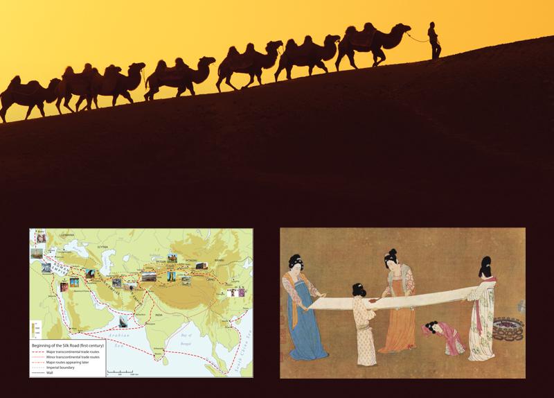 Exploring the Silk Road0