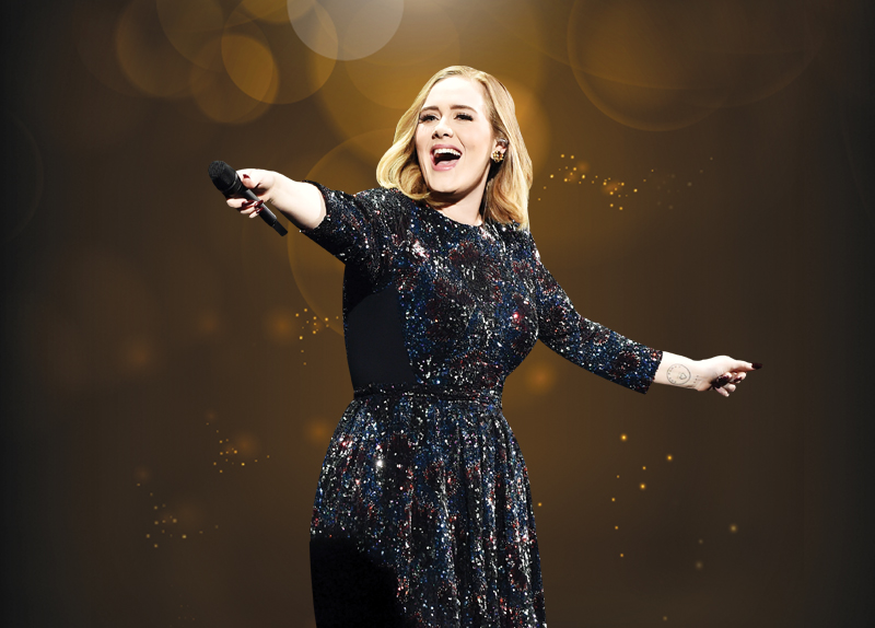 Say Hello to Adele0