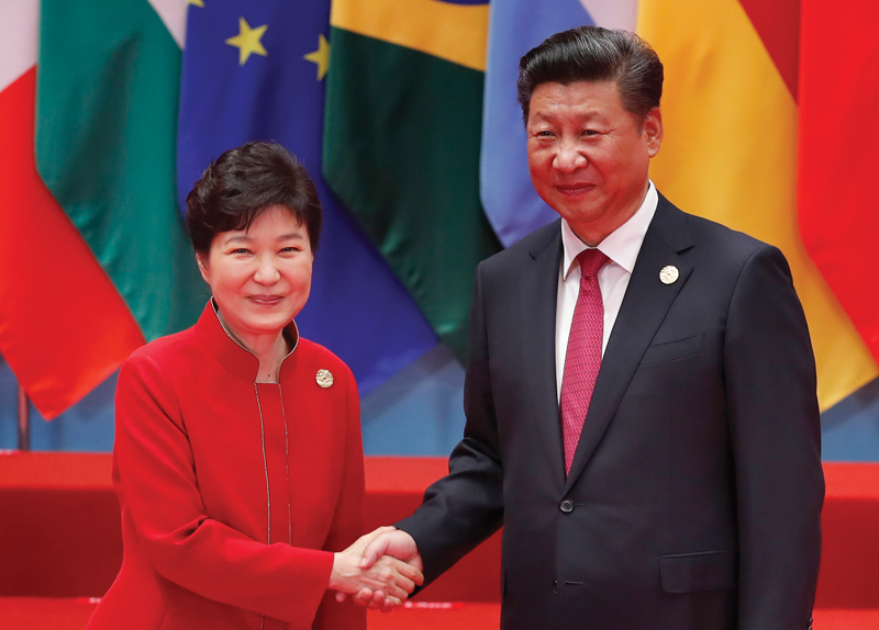 The G20 Summit: China Gathers World Leaders0