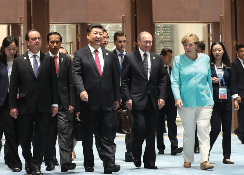 The G20 Summit: China Gathers World Leaders4