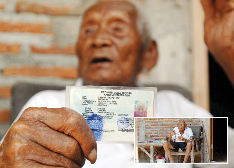 The World's Oldest Person0