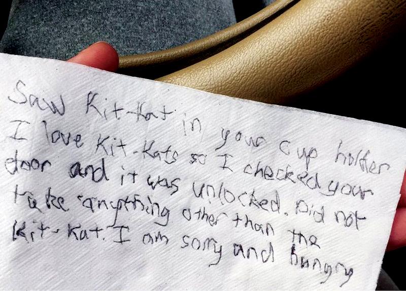 The KitKat Mystery0