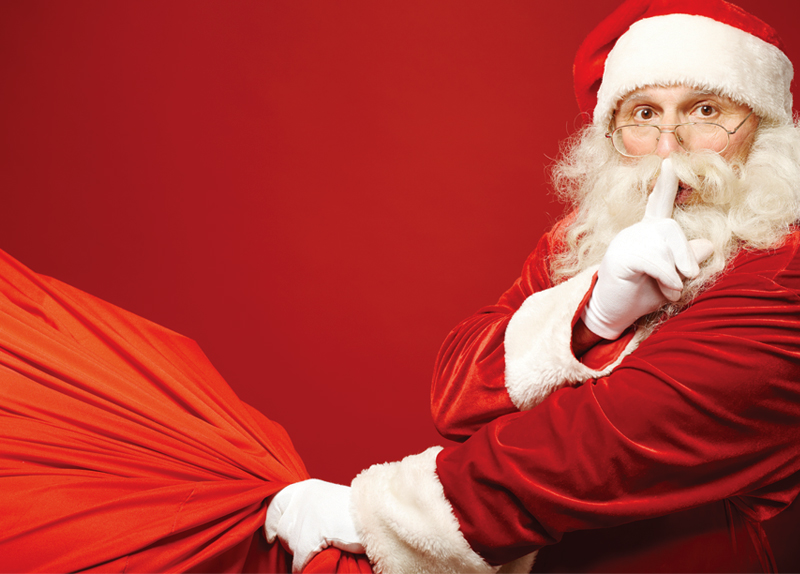 What Should Parents Tell Their Children About Santa?0
