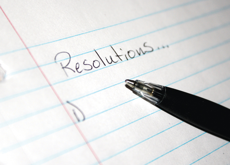 New Year's Resolutions6