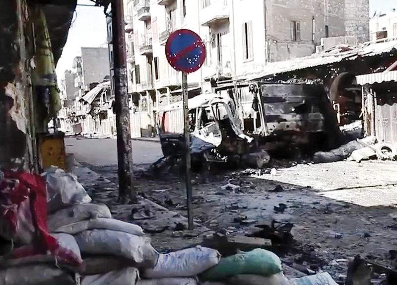 Fall of Aleppo, Syria4