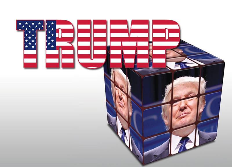 Bang For Buck: Trump To Take $1 Salary8