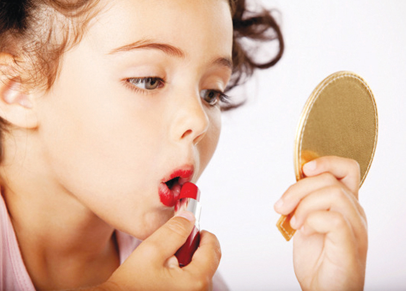 Promoting Safe Cosmetics For Children0