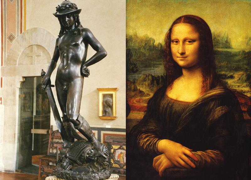 David And Mona Lisa0